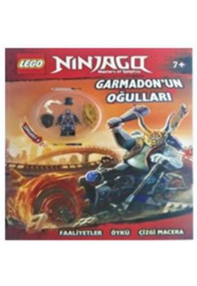Lego Ninjago Garmadonun Oğulları