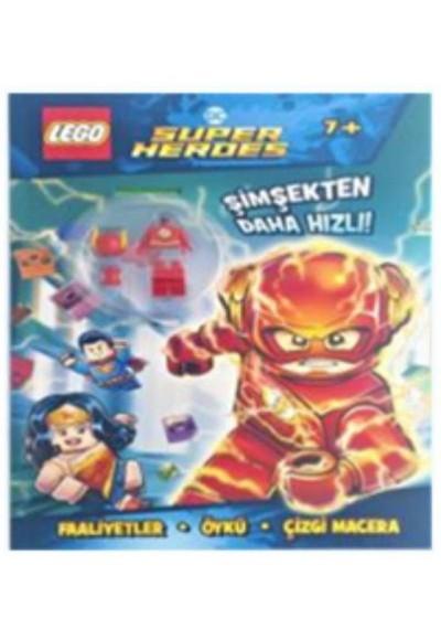 Lego Super Heroes Şimşekten Daha Hızlı