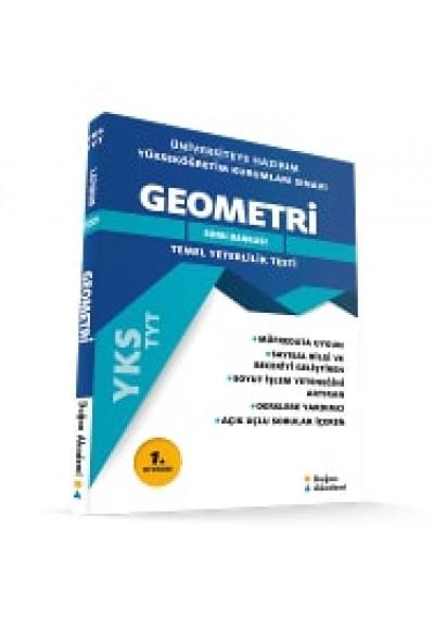 Doğan Akademi YKS TYT Geometri Soru Bankası