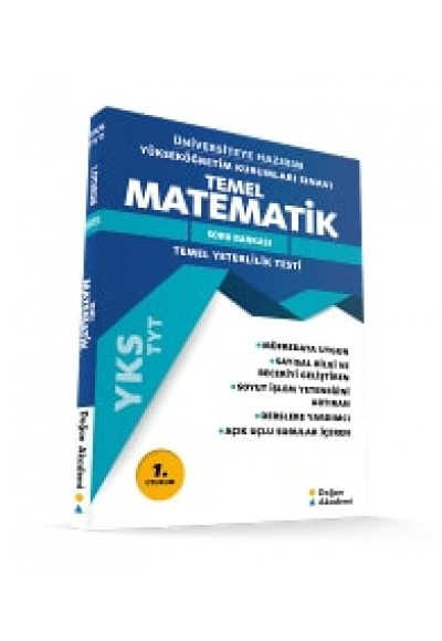 Doğan Akademi YKS TYT Matematik Soru Bankası