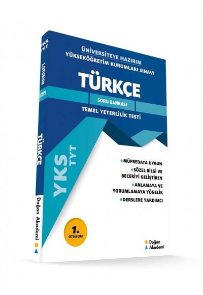 Doğan Akademi YKS TYT Türkçe Soru Bankası