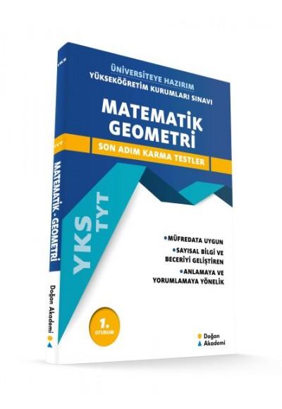 Doğan Akademi TYTMatematik Geometri Son Adım Karma Test