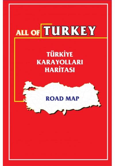 Türkiye Karayolları Haritası