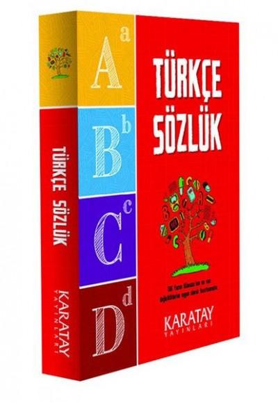 Türkçe Sözlük - Karton Kapak