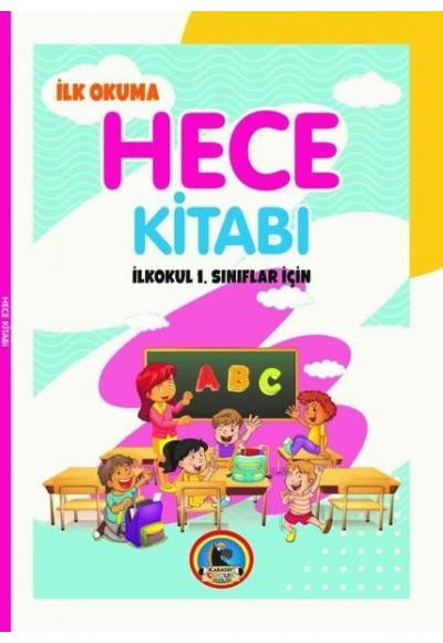 İlkokul 1.Sınıflar için İlk Okuma Hece Kitabı