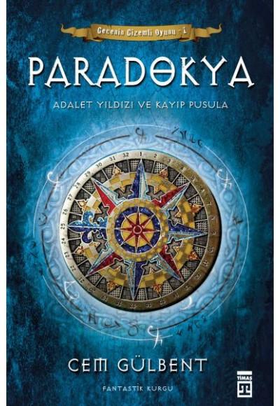 Paradokya 01 Adalet Yıldızı ve Kayıp Pusula