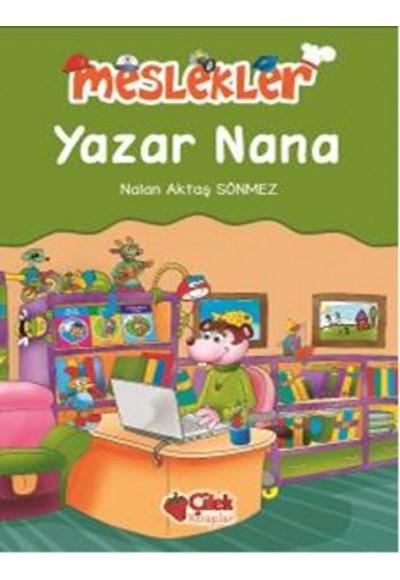 Yazar Nana Meslekler