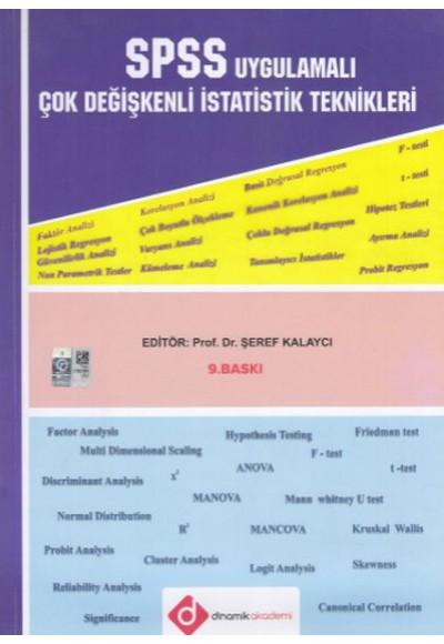 Dinamik Akademi SPSS Uygulamalı Çok Değişkenli İstatistik Teknikleri