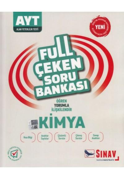 Sınav AYT Kimya Full Çeken Soru Bankası Yeni