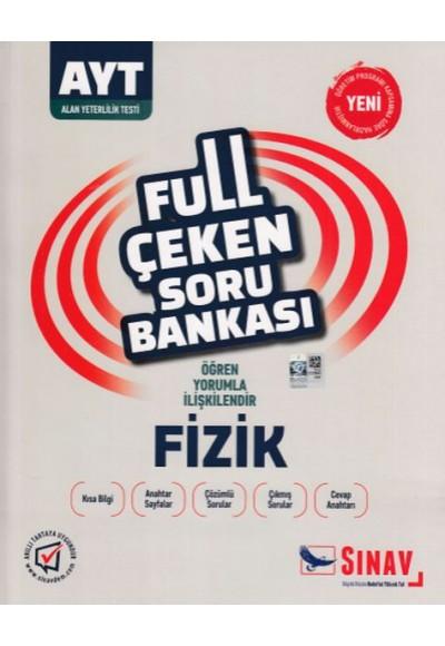 Sınav AYT Fizik Full Çeken Soru Bankası Yeni
