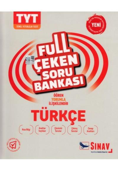 Sınav TYT Türkçe Full Çeken Soru Bankası Yeni