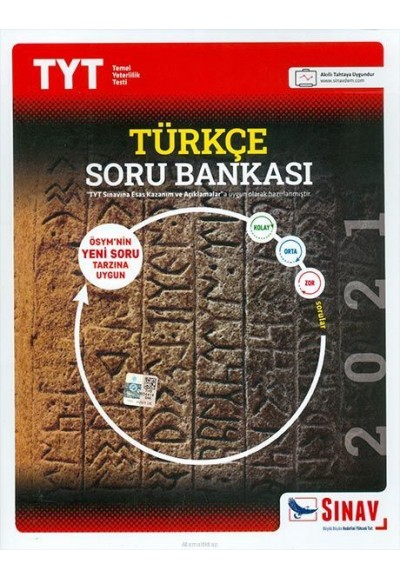 Sınav TYT Türkçe Soru Bankası 2021 Yeni