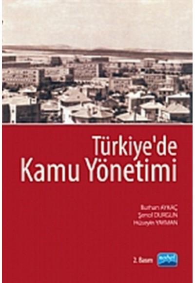 Türkiye'de Kamu Yönetimi