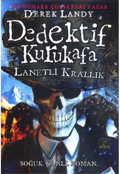 Dedektif Kurukafa 7 Lanetli Krallık Ciltli
