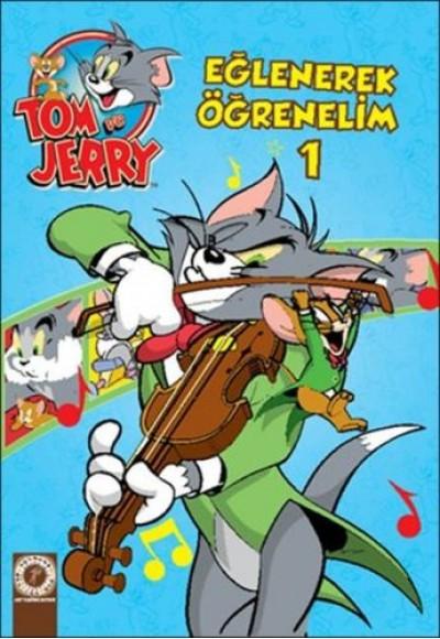 Tom ve Jerry Eğlenerek Öğrenelim 1