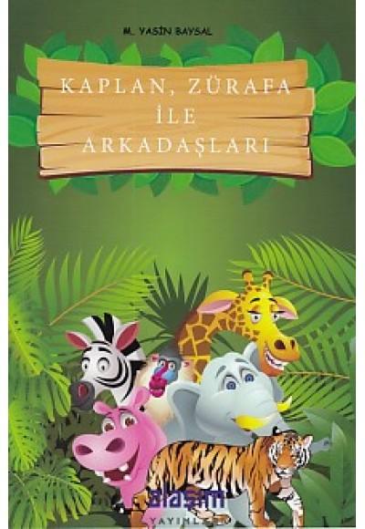 Kaplan. Zürafa ile Arkadaşları