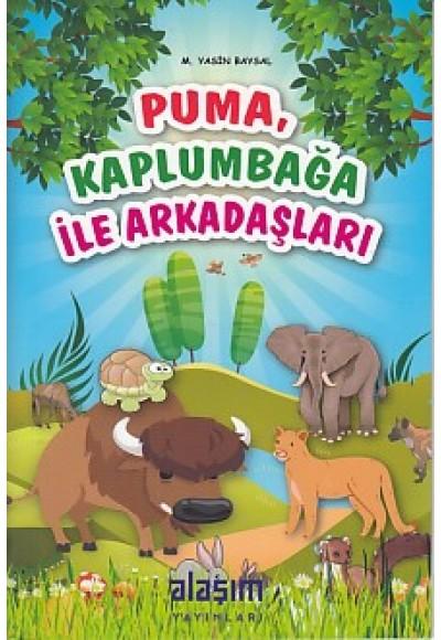 Puma, Kaplumbağa ile Arkadaşları
