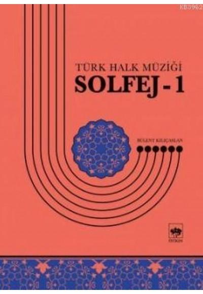 Solfej 1 Türk Halk Müziğii