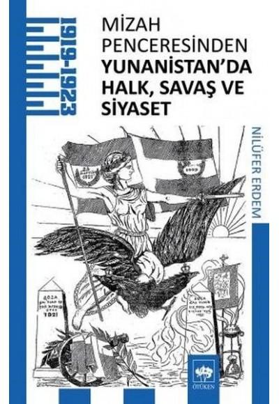 Mizah Penceresinden Yunanistan'da Halk, Savaş ve Siyaset