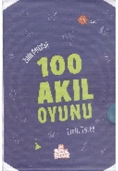 Zihin Çatlatan 100 Akıl Oyunu Seti (5 Kitap)