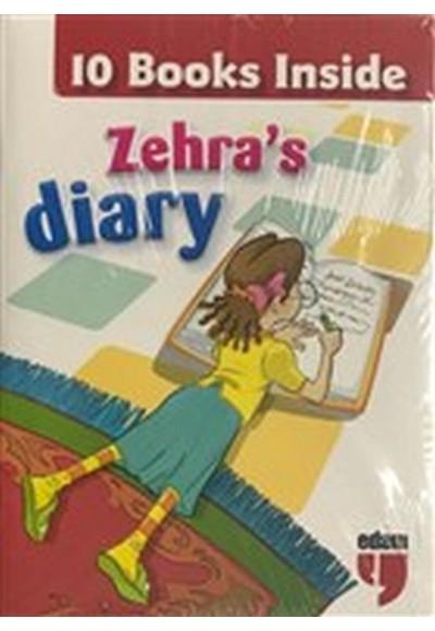 Zehra's Diary 10 Books Inside