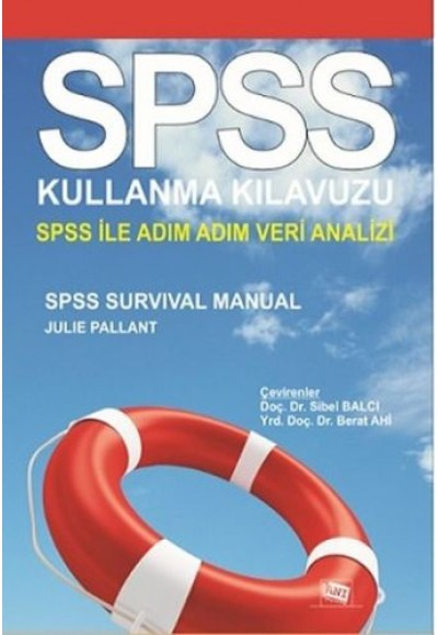 Spss Kullanma Kılavuzu Spss İle Adım Adım Veri Analizi