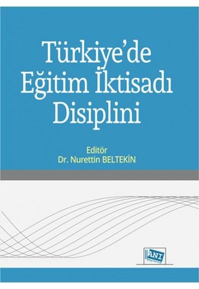Türkiyede Eğitim İktisadı Disiplini