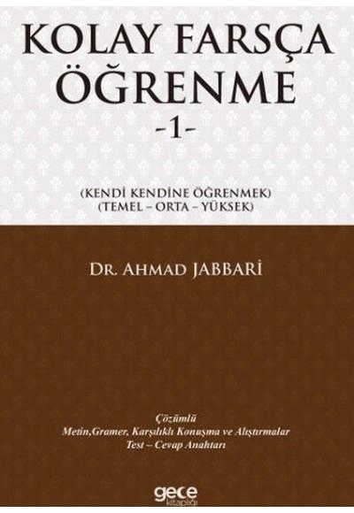Kolay Farsça Öğrenme 1