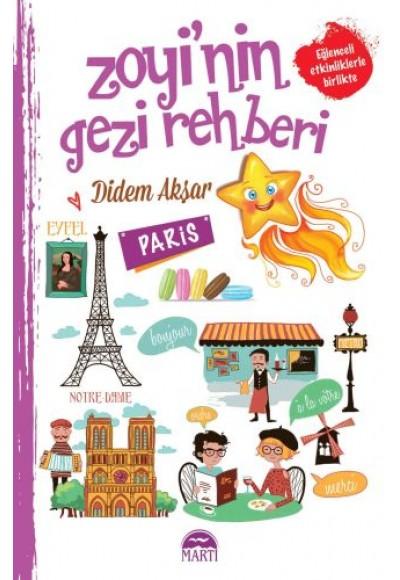 Zoyinin Gezi Rehberi Paris