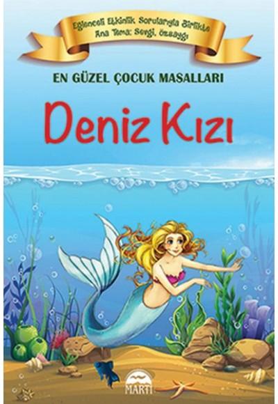 En Güzel Çocuk Masalları Deniz Kızı