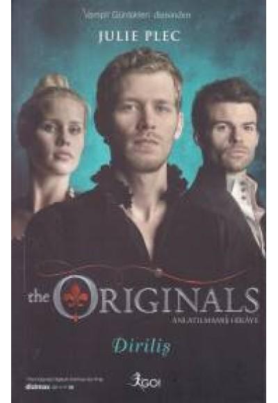 The Originals Anlatılmamış Hikaye Diriliş