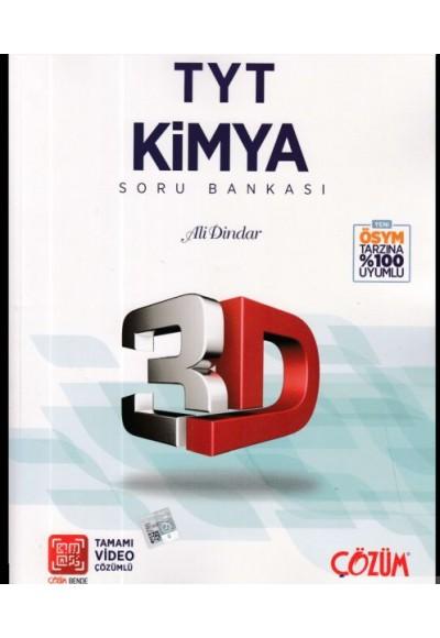 3D TYT Kimya Tamamı Video Çözümlü Soru Bankası Yeni