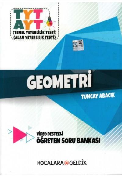 3D TYT AYT Geometri Video Destekli Öğreten Soru Bankası Yeni