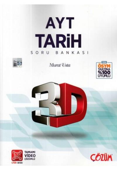 3D AYT Tarih Soru Bankası Yeni