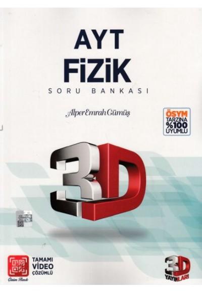 3D Yayınları AYT Fizik Soru Bankas 2020