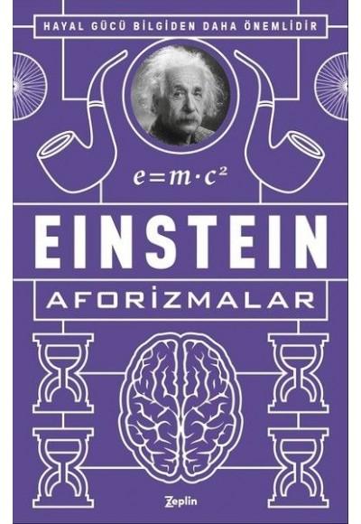 Einstein Aforizmalar