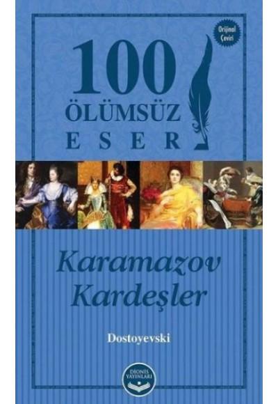 100 Ölümsüz Eser Karamazov Kardeşler