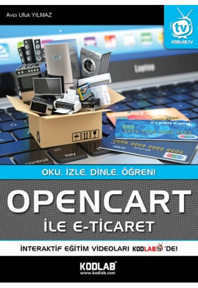 Opencard ile E Ticaret