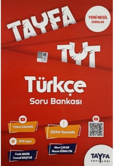 Tayfa TYT Türkçe Soru Bankası Yeni