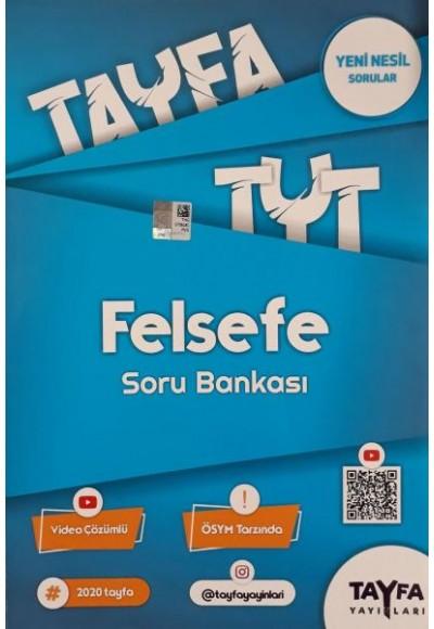Tayfa TYT Felsefe Soru Bankası Yeni