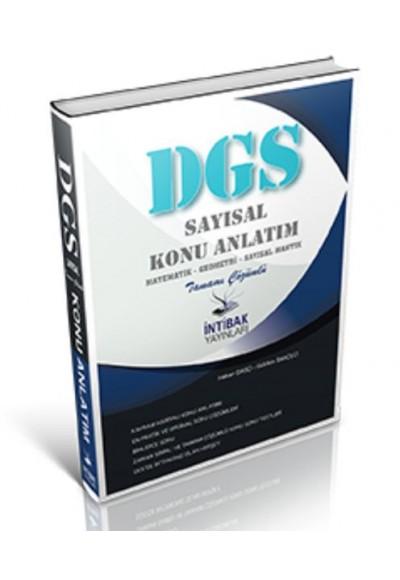 İntibak 2020 DGS Sayısal Konu Anlatım Yeni