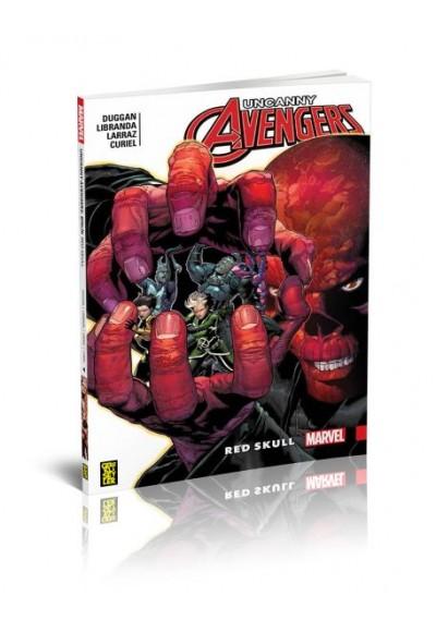 Uncanny Avengers Birlik 4 Red Skull
