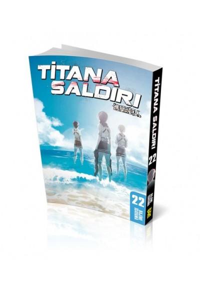 Titana Saldırı 22