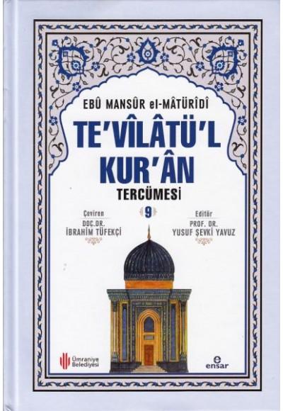 Te'vilatül Kur'an Tercümesi 9 (Ciltli)
