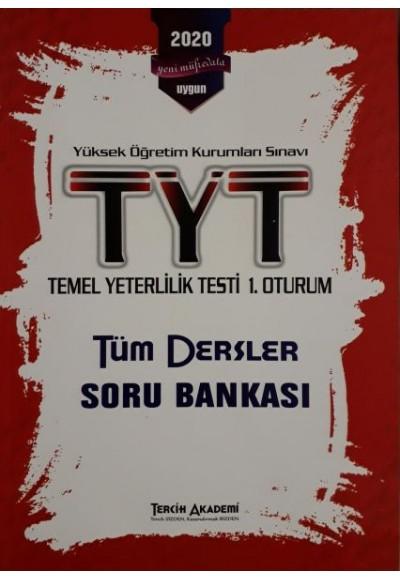 Tercih Akademi TYT 1. Oturum Tüm Desler Soru Bankası Yeni