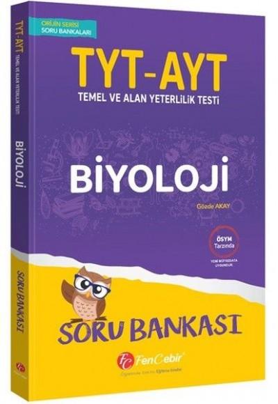 FenCebir TYT AYT Biyoloji Soru Bankası Orijin Serisi Yeni