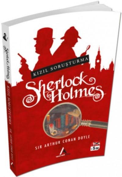 Sherlock Holmes Kızıl Soruşturma