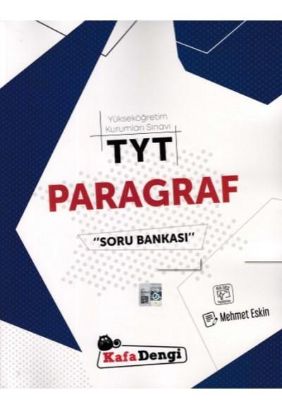 Kafa Dengi TYT Paragraf Soru Bankası (Yeni)