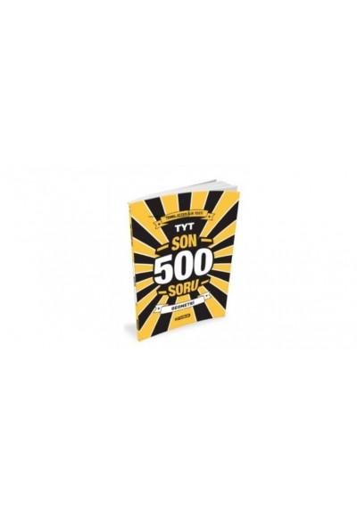 Hız TYT Geometri Son 500 Soru Bankası Yeni