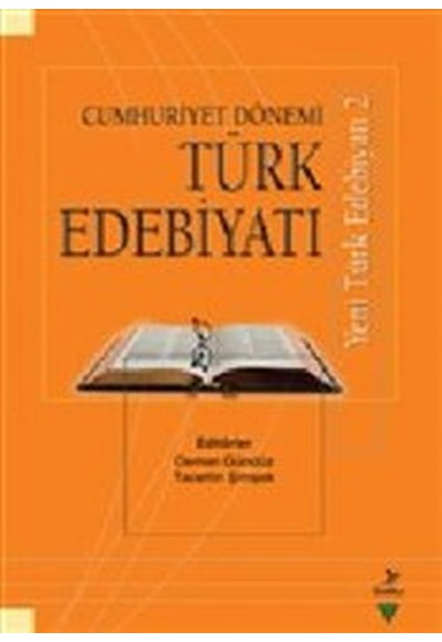 Türk Edebiyatı Cumhuriyet Dönemi